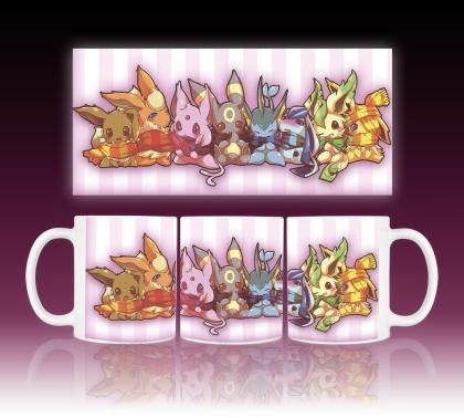 """"""" Pokemon """" Чаша - Eevee"""