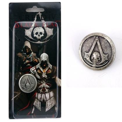 """ Assassin's Creed "" Брошка"