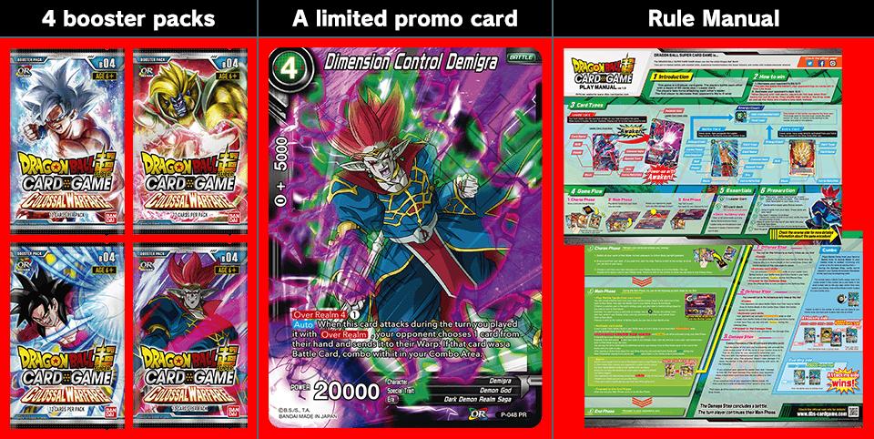 dragon ball super card game colossal warfare - 960×482