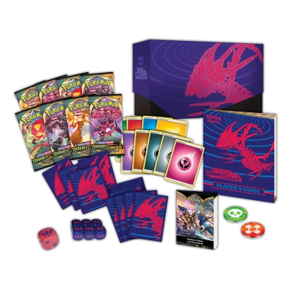 Pokemon TCG Sword and Shield - Darkness Ablaze Elite Trainer Box