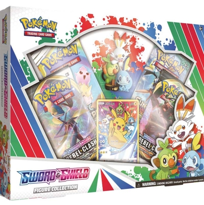 Pokemon TCG Sword & Shield  - Figure Collection