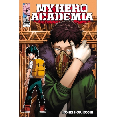 Манга: My Hero Academia Vol. 14