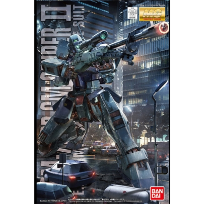 (MG) Gundam Model Kit - GM Sniper II 1/100