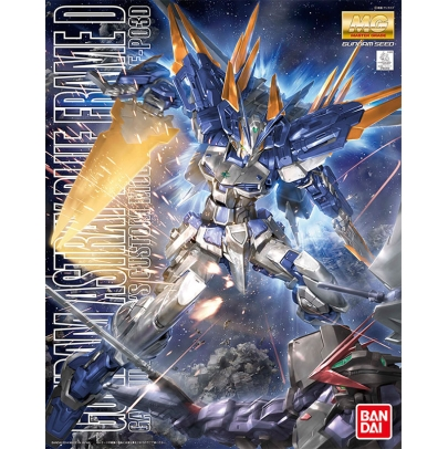 (MG) Gundam Seed Model Kit - Gundam Astray Blue Frame D MBF-P03D 1/100