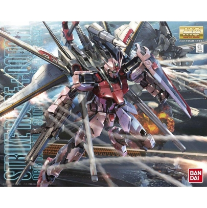 (MG) Gundam Model Kit Екшън Фигурка - Strike Rouge Ootori Unit Ver RM 1/100