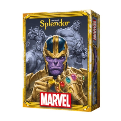Splendor Marvel  - Настолна Игра