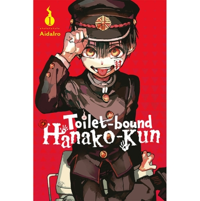 Манга: Toilet-bound Hanako-kun, Vol. 1