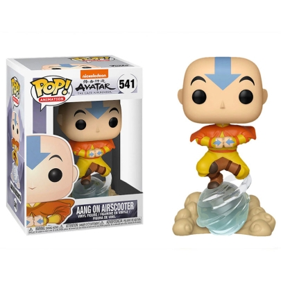Avatar The Last Airbender Funko POP Vinyl Figure Aang on Air Bubble