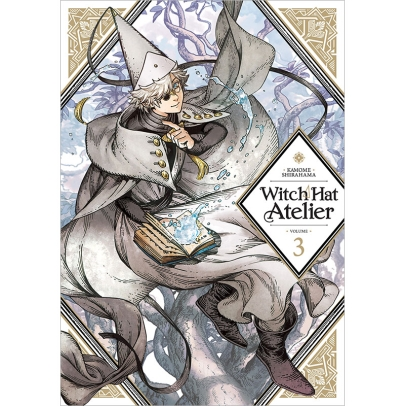 Manga: Witch Hat Atelier vol. 3