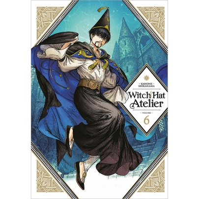 Manga: Witch Hat Atelier vol. 6