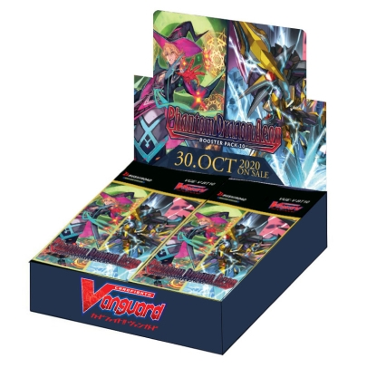 【VGE-V-BT10】Cardfight!! Vanguard : Phantom Dragon Aeon - 16 Packs