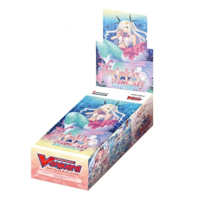 [VGE-V-EB15] Cardfight!! Vanguard Twinkle Melody Бустер Кутия - 12 Бустера