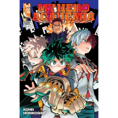 Манга: My Hero Academia Vol. 26