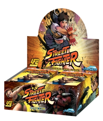 UFS: Street Fighter CCG Booster Pack