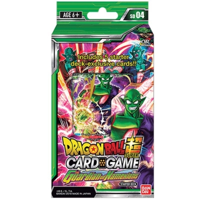 """ Dragon Ball Super Card Game "" Стартово тесте - The Guardian of Namekians"