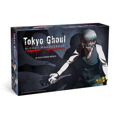 "Tokyo Ghoul : 'Bloody Masquerade"" Board Game"