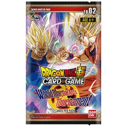 """ Dragon Ball Super Card Game ""  World Martial Arts Tournament - Бустер"
