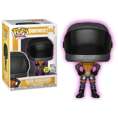 """ Fortnite S2 "" Funko POP Колекционерскa Фигуркa - Dark Vanguard (Glow in the Dark)"