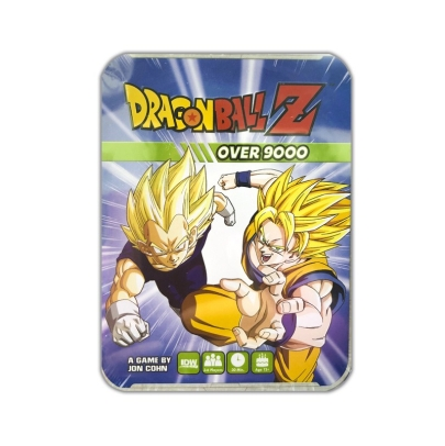 """ Dragon Ball Z "" Over 9000 - Настолна Игра"