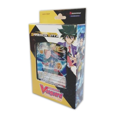 Cardfight!! Vanguard Trial Deck 09 - Shinemon Nitta: Genesis