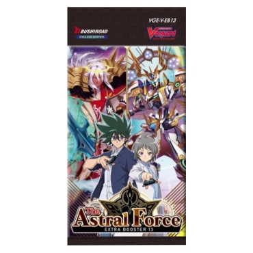 Cardfight!! Vanguard V - The Astral Force Бустер