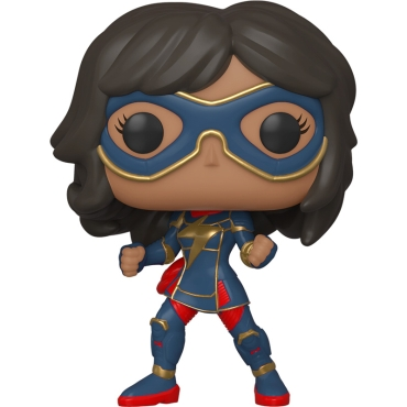 Marvel Avengers: Funko POP Фигурка Gamerverse - Kamala Khan Bobble-Head