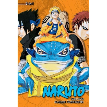 Манга: Naruto 3-in-1 ed. Vol.5 (13-14-15)