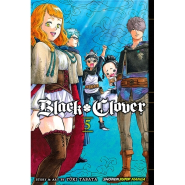 Манга: Black Clover Vol. 5