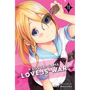 Манга: Kaguya-sama Love is War Vol. 11