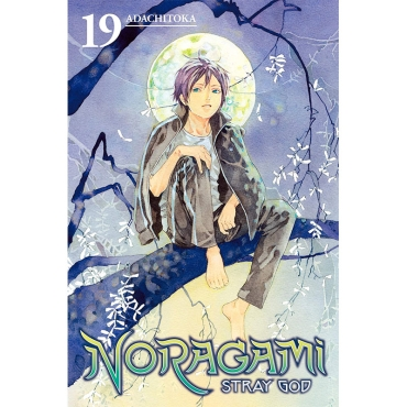 Манга: Noragami Stray God 19