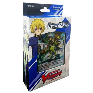 Cardfight!! Vanguard Тесте за игра Leon Soruy Aqua Force
