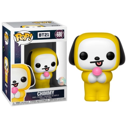 Funko POP! BT21 - Chimmy Vinyl Figure 10cm