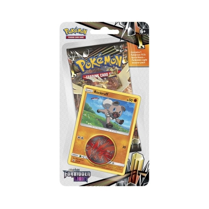 Pokemon TCG Sun and Moon: Forbidden Light - Checklane Blister Display