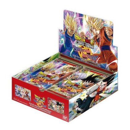 """ Dragon Ball Super Card Game ""  World Martial Arts Tournament - Бустер Кутия - 24 бустера"