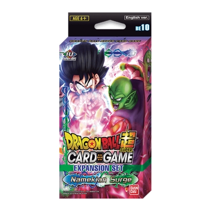 DRAGON BALL SUPER CARD GAME Expansion Set 10 -Namekian Surge- [DBS-BE10]
