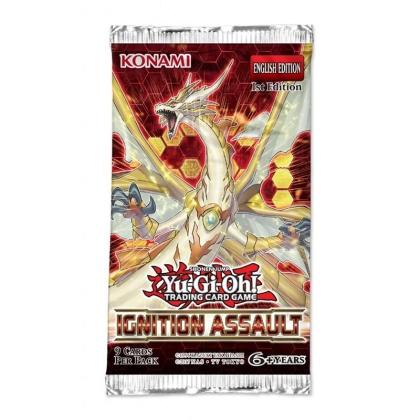 Yu-Gi-Oh! TCG  Booster/Box - Ignition Assault