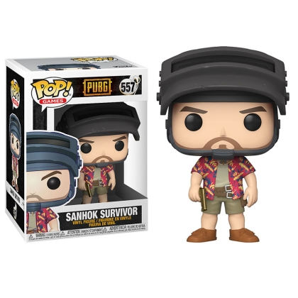 PlayerUnknown's BattleGrounds: Funko POP Колекционерскa Фигуркa - Sanhok Survivor