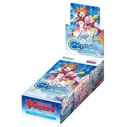 Cardfight!! Vanguard Extra Booster 11: Crystal Melody - Booster Box - 12 Packs