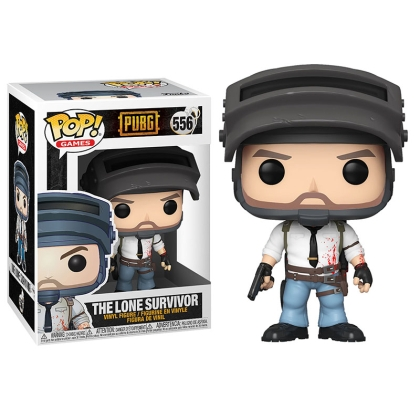 PlayerUnknown's BattleGrounds: Funko POP Колекционерскa Фигуркa - Lone Survivor
