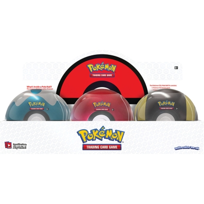 POKEMON TCG - 2020 Poke Ball Tin