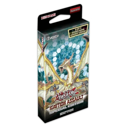 Yu-Gi-Oh! TCG - Ignition Assault - Special Edition