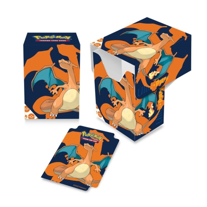 UP - Full-View Deck Box - Pokemon - Charizard
