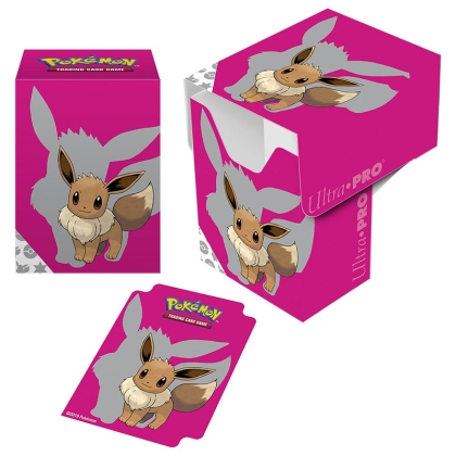 UP - Full-View Deck Box - Pokemon - Eevee
