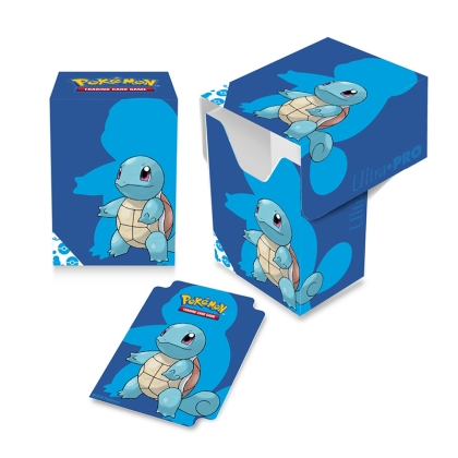 UP - Full-View Deck Box - Pokemon - Squirtle