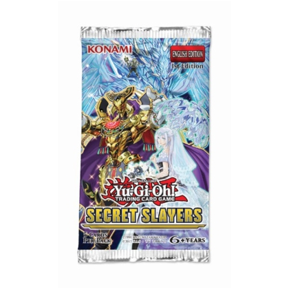 Yu-Gi-Oh! TCG Secret Slayers Бустер