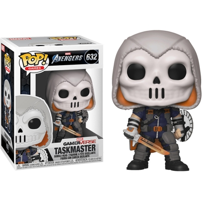 Marvel Avengers: Funko POP Фигурка Gamerverse - Taskmaster Bobble-Head