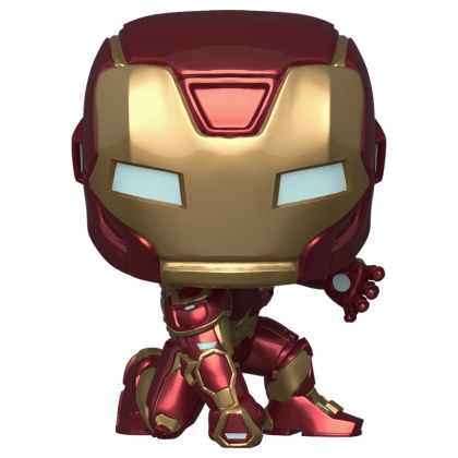 Marvel Avengers: Funko POP Фигурка Gamerverse - Iron Man Bobble-Head