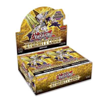 Yu-Gi-Oh! TCG Eternity Code Booster Box - 24 packs