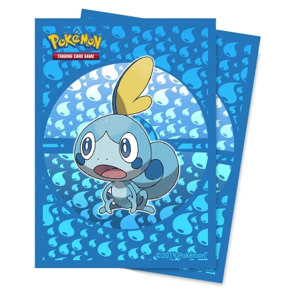 Pokemon! TCG: Протектори за карти 65 броя - Sobble