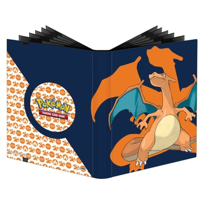 UP - 9-Pocket Pro-Binder - Charizard